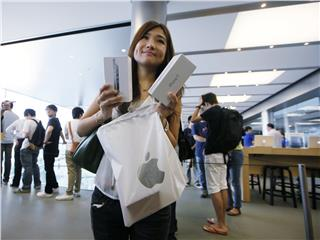 Vietnam market is the hottest market of Apple