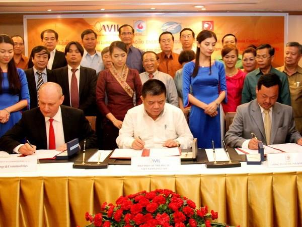 Vietnam Lao oil pipeline to be constructed