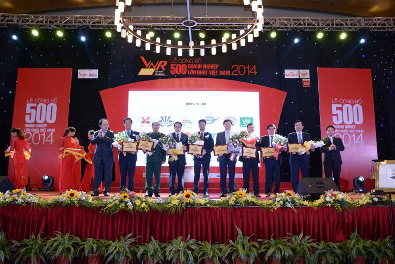 Agribank in Top 10 biggest Vietnam businesses
