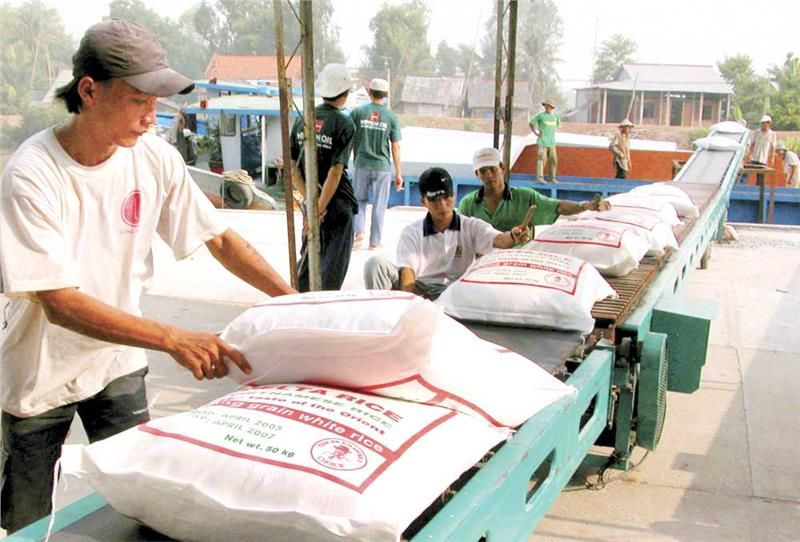 Vietnam rice export
