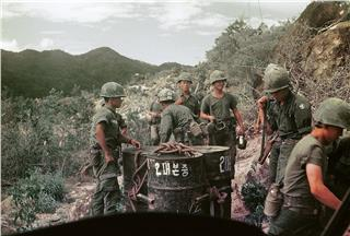 Involvement of allies in Vietnam War
