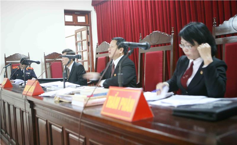 Council of Supreme People Court