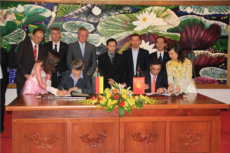 Vietnam – Germany Diplomatic to be celebrated in 2015