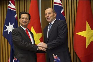 Comprehensive Vietnam - Australia cooperation set
