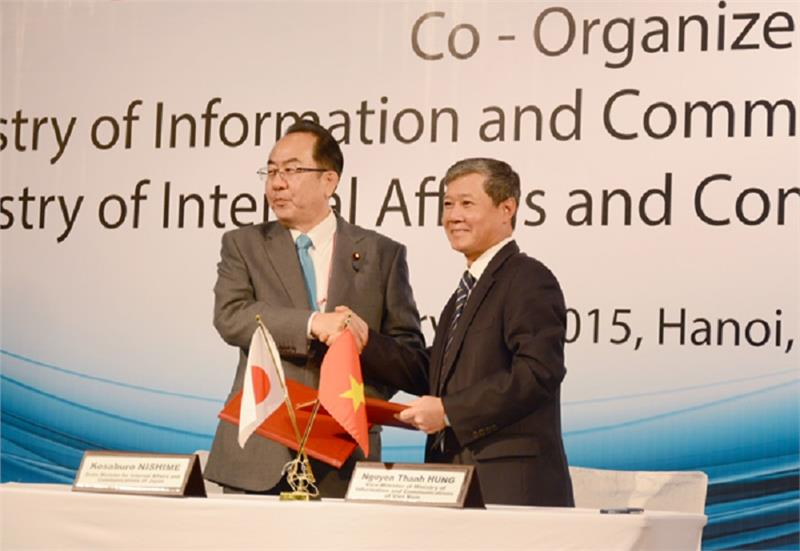 Vietnam digital content industry cooperates with Japanese partners