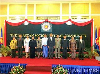 Vietnam delegation actively joins ASCC Meeting