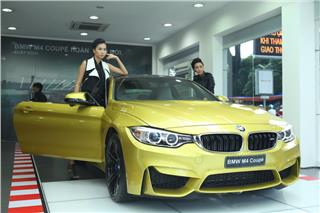BMW M4 Coupé in Vietnam firstly released