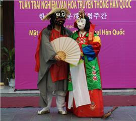 Week of Korean Traditional Culture Experience in Hanoi