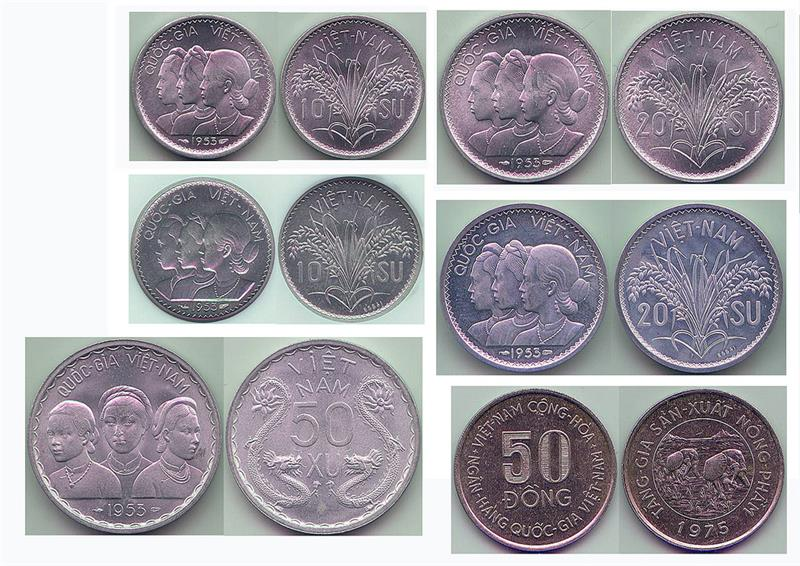 South VN coins