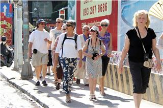 Vietnam is a favored destination of German tourists